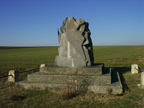 The monument to the RICM