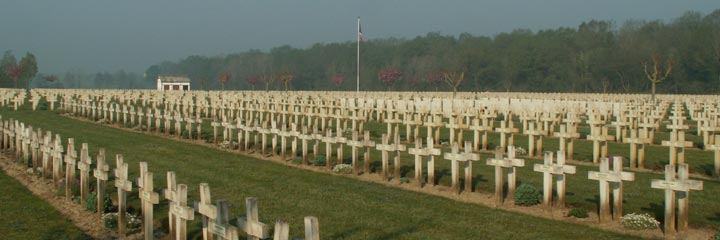 Pontavert French Military Cemetery