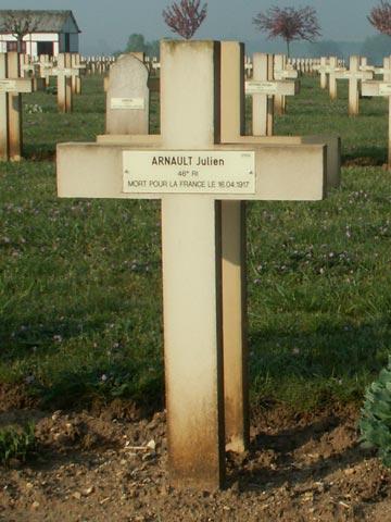 Soldat Julien Arnault