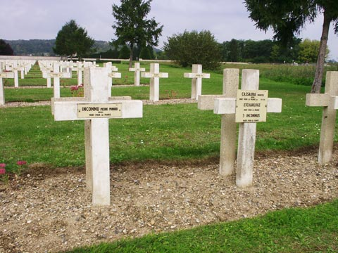 Soupir No 2 French Cemetery
