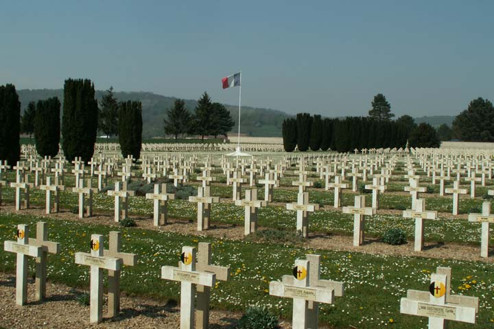 Soupir French Military Cemetery No 2