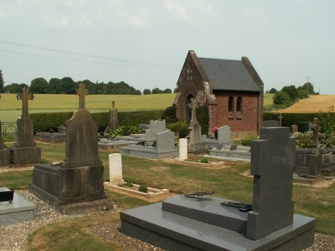 The Cemetery Extension