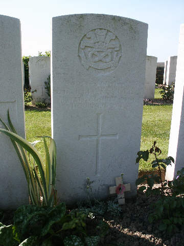 Private Denis Blakemore SAD