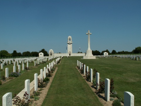 The Cemetery and Memorial