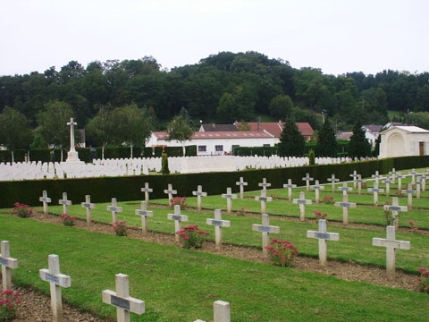 Vailly Cemetery