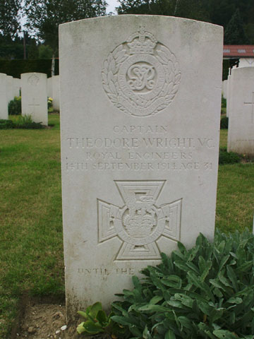 Theodore Wright VC