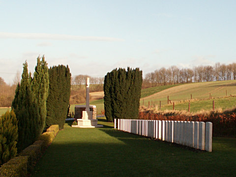 Villers-Plouich Communal Cemetery