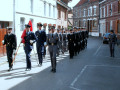 The Portuguese Guard of Honour