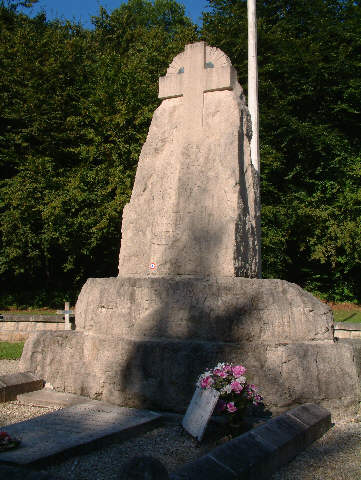 The Chasseurs Memorial