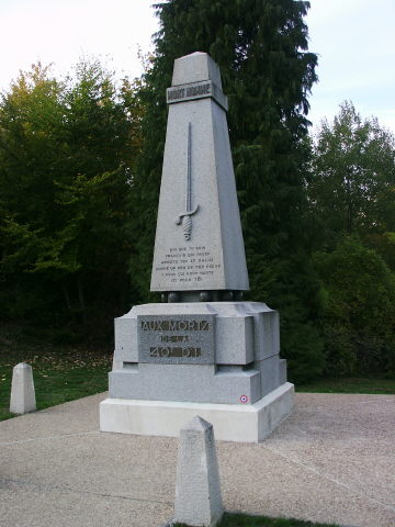 The 40th Division Memorial