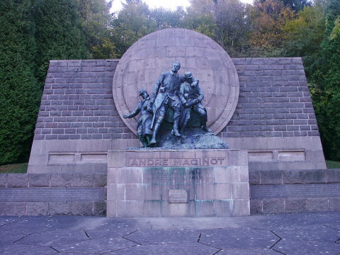 The Memorial to André Maginot