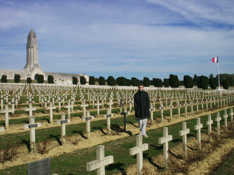 The Cemetery and Ossuaire at Douaumont