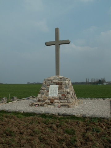 1st Division Memorial at Thélus