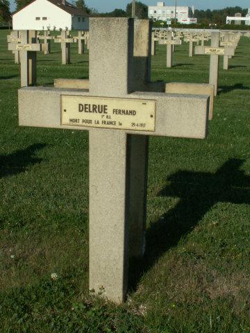 Soldat Fernand Delrue