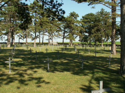 Loivre Soldatenfriedhof
