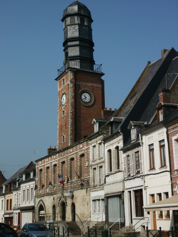 Beffroi at Doullens