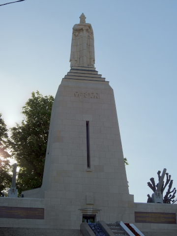 The Victory Monument