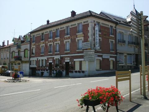 The Grand Monarque Hotel