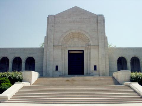 The Memorial Chapel