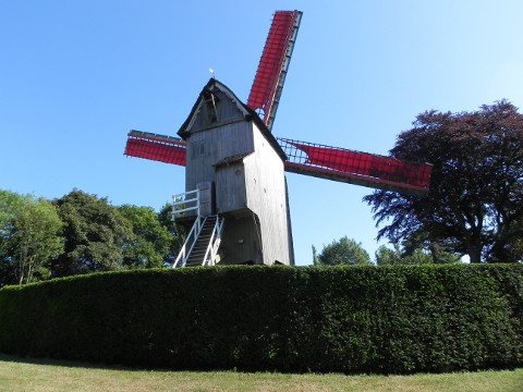 The windmill at Cassel