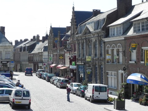 Cassel town