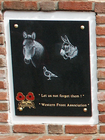 The Couin Animal Memorial