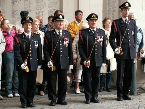 The Last Post Buglers