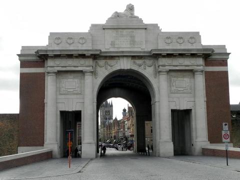 The Menin Gate