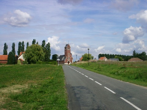 Thiepval Village