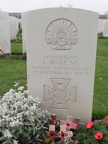 Lewis McGee VC