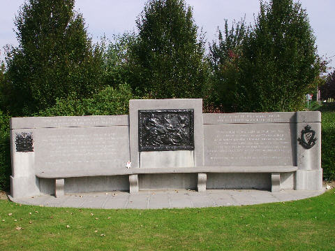The Tyneside Memorial Bench
