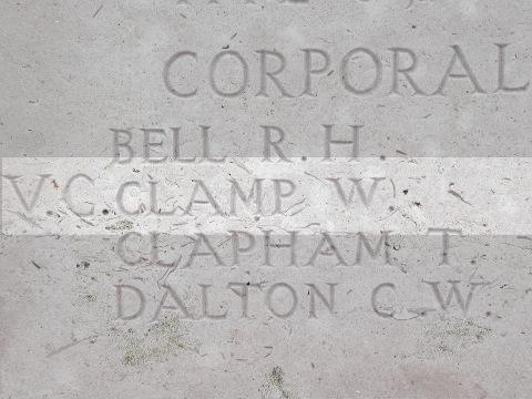 William Clamp VC