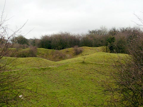 The Tambour Craters