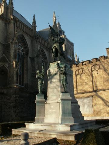 Poperinge's War Memorial
