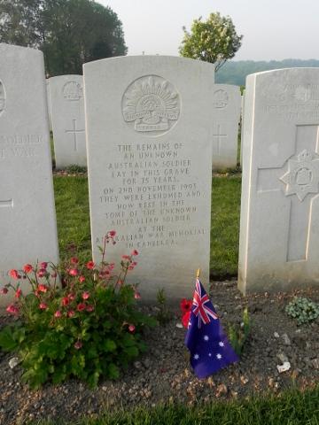 Australia's Unknown Soldier