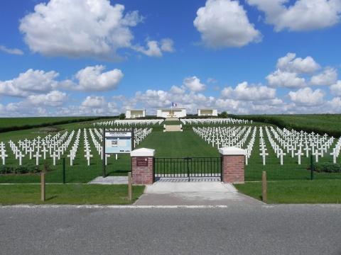 French National Cemetery Serre-Hébuterne