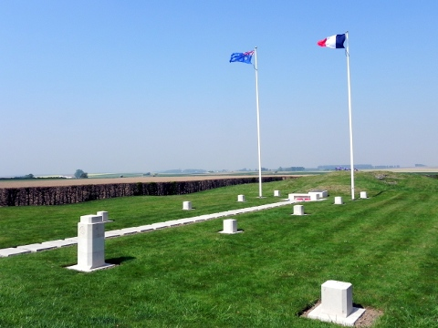 2nd Division AIF Pozières Mill