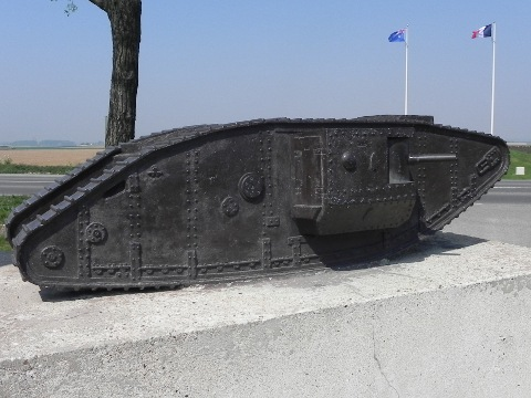 The Tank Corps Memorial