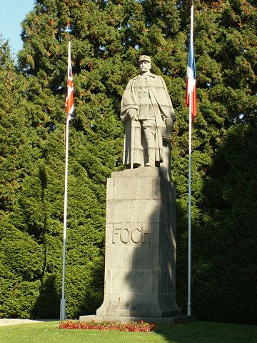 Maréchal Foch at Rethondes