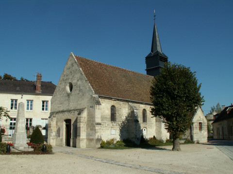 The church at Rethondes