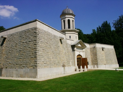 South African Museum at Delville Wood