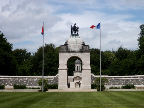South African Memorial Delville Wood