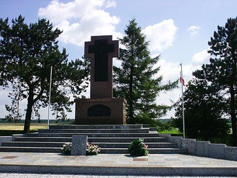 Polish Memorial at Neuville-St-Vaast