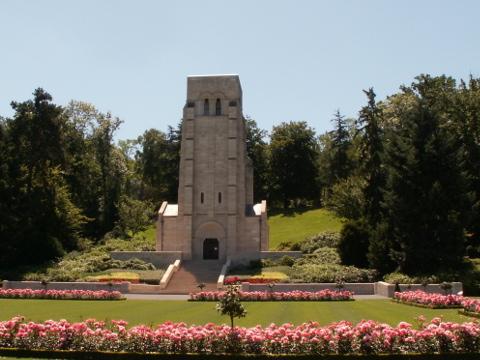 Aisne Marne US Cemetery
