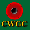 CWGC Poppy Button