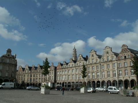 Grand' Place Arras