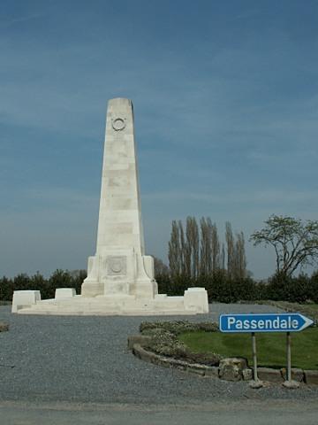New Zealand Memorial at 's Graventafel
