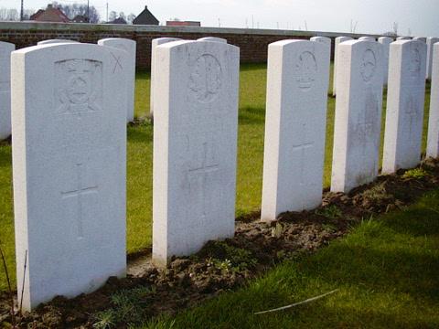 British, Canadian, Australian and New Zealand casualties