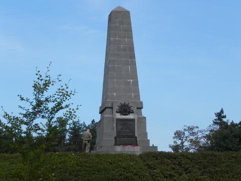 Australian 5th Division Memorial