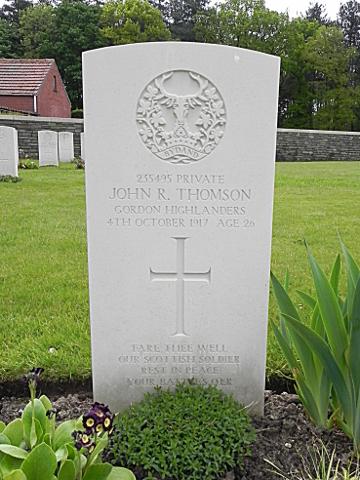 Private John Thomson